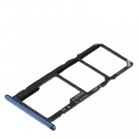 Tiroir SIM HUAWEI Y6 Pro 2017 Bleu