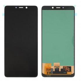 Ecran Samsung Galaxy A9 2018 (A920F) Noir (Service Pack)