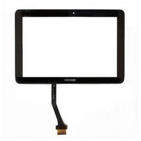 Vitre tactile Samsung Tab 10.1 (P7500/P7510) / Tab 2 10.1 (P5100/P5110) / Tab 3 10.1 (P5200/P5210/P5220) Noir