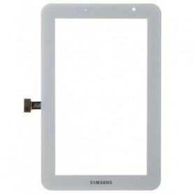 Vitre tactile Samsung Galaxy TAB 3 (P5200/P5210) Blanc