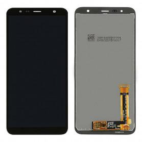 Ecran Samsung Galaxy J4+ 2018 (J415F) / J6+ 2018 (J610F) / J4 Core (J410F) Noir (OLED)