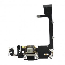 Connecteur de Charge iPhone 11 Pro Max Noir