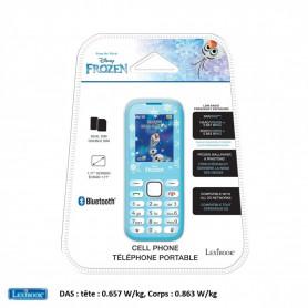 Téléphone Portable Lexibook Olaf débloqué double SIM