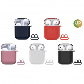 Coque Protection AirPods 1/2 en Silicone