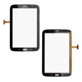 """Vitre tactile Samsung Galaxy NOTE TAB 8"""" (N5110 / N5100) Noir"""