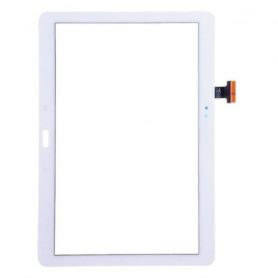 Vitre tactile Samsung Galaxy NOTE 10.1'' (P600/P605) Blanc