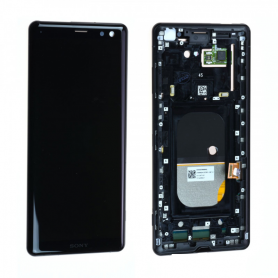 Écran Sony Xperia XZ3 (H9436) Noir + Châssis