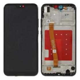 Ecran Huawei P20 Pro Noir + Châssis(in-cell)