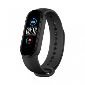 Montre Connecté Mi Smart Band 5 - Noir