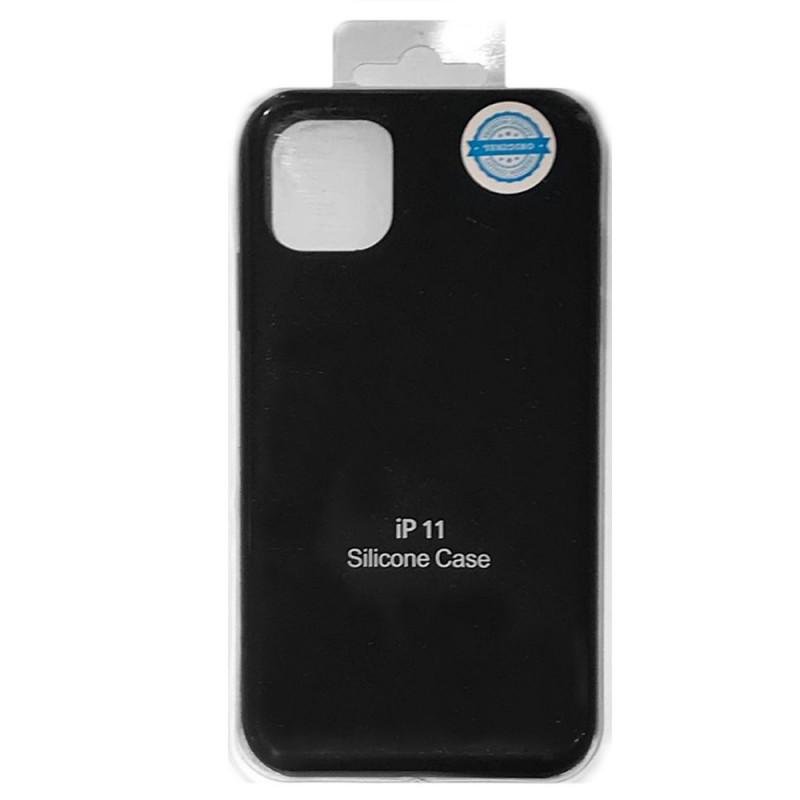 Coque en silicone protection quatre côtés iPhone 6/7/8 Plus/X/XS Max/11 Pro Max