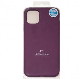 Coque en silicone protection quatre côtés - iPhone