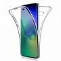 Coque Protection pour Samsung Galaxy J Transparente Avant et Arrière 360° Pleine Couverture Anti-chute