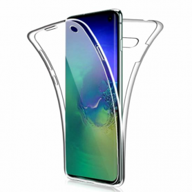 Coque Protection pour Samsung Galaxy A Transparente Avant et Arrière 360° Pleine Couverture Anti-chute