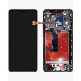 Ecran Huawei Mate 30 Noir + Châssis(in-cell)