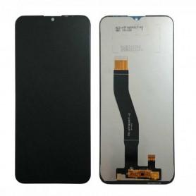 Ecran Wiko View 4 Lite Noir Vitre Tactile LCD