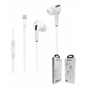 Kit Mains Libres Ecouteurs Lightning - Bluetooth