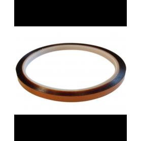 Ruban De Masquage Haute Température En Polyimide - 8 mm