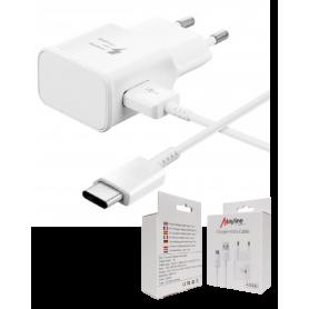 Kit Chargeur Rapide Câble Type-C