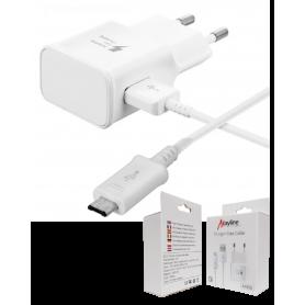 Kit Chargeur Rapide Câble Micro