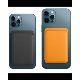 Porte-cartes avec MagSafe pour iPhone 12 / mini / Pro / Max