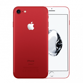 iPhone 7 128 Go Rouge (édition red)- Débloqué Garantie 6mois
