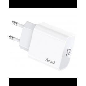Adaptateur Secteur USB-C 20W - Chargeur Rapide