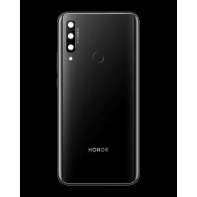 Vitre arrière HUAWEI Honor 9X Noir Avec Adhesif