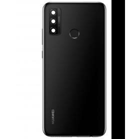 Vitre arrière HUAWEI P Smart 2020 Noir Avec Adhesif
