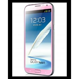 Ecran Samsung Galaxy Note 2 (N7100) Rose (Service Pack)