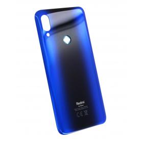 Vitre arrière Xiaomi Redmi 7 Bleu Avec Adhesif