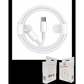 Câble USB-C / Lightning - 1M