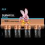 Piles Duracell Alkalines Ultra Power AA x 8pcs