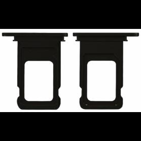 Tiroir SIM iPhone 11 noir