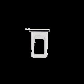 Tiroir SIM iPhone 11 Blanc