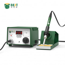 Station de soudure 90W avec support de fer souder BST-939D