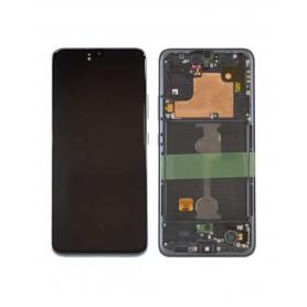 Écran Samsung Galaxy A90 5G 2019 (A908) Noir (Service Pack)