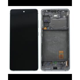 Écran Samsung Galaxy S20 FE 2020 (G780) Blanc (Service Pack)