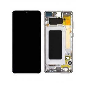Écran Samsung Galaxy M31S 2020 (M317) Noir (Service Pack)