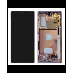 Écran Samsung Galaxy Note 20 2020 (N980/N981) Bronze (Service Pack)