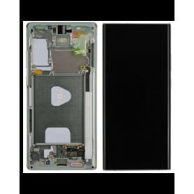 Écran Samsung Galaxy Note 20 2020 (N980/N981) Vert (Service Pack)