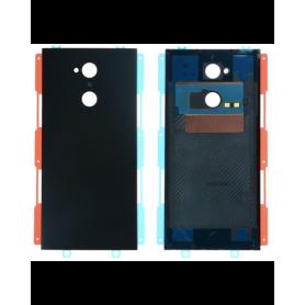 Vitre arrière Sony Xperia XA2 Ultra (H4213) Noir Avec Adhesif