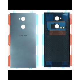 Vitre arrière Sony Xperia XA2 Ultra Argent Avec Adhesif