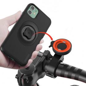 Support Téléphone Guidon de Moto / Vélo L061