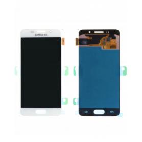 Ecran Samsung Galaxy A3 2016 (A310F) Blanc (OLED)