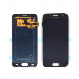 Ecran Samsung Galaxy A3 2017 (A320F) Noir (OLED)