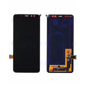 Ecran Samsung Galaxy A8 2018 (A530F) Noir (OLED)