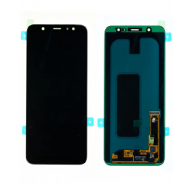 Écran Samsung Galaxy A6+ 2018 (A605F) Noir (OLED)
