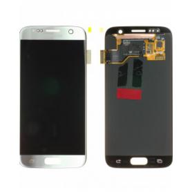 Ecran Samsung Galaxy S7 (G930F) Argent (OLED)