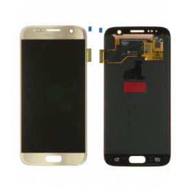 Ecran Samsung Galaxy S7 (G930F) Or (OLED)
