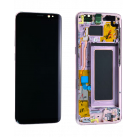 Écran Samsung Galaxy S8 (G950F) Rose (Service Pack)